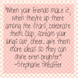{celebrate your friends!}