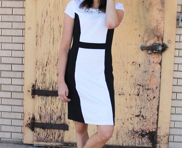 Chic Black and White and GIVEAWAY winner!