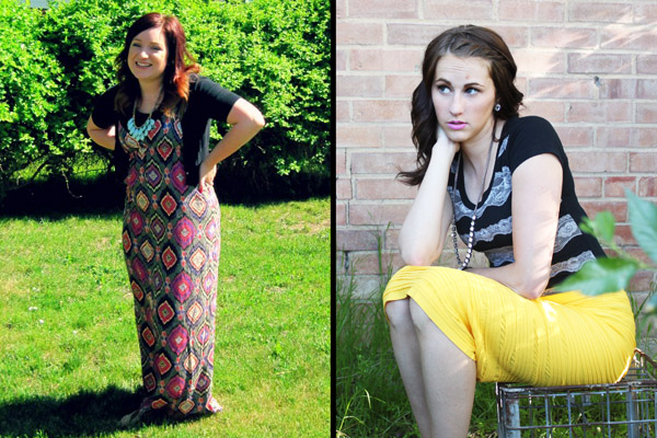 SUNDAY STYLE LINK UP WITH ERYKA AND DANI