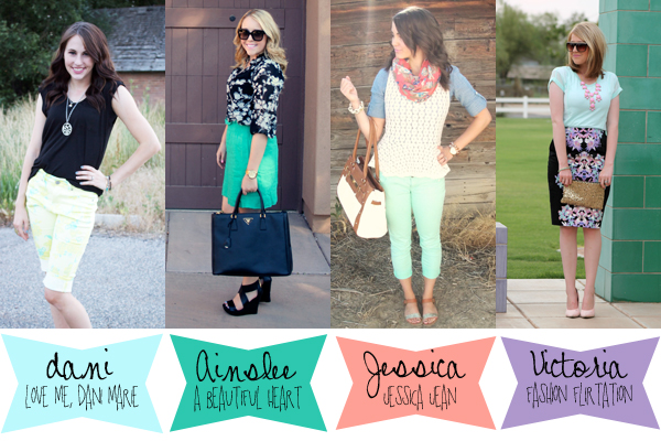 HOW THEY WORE IT: FLORALS AND $100 SASSY STEALS GRAB BAG GIVEAWAY