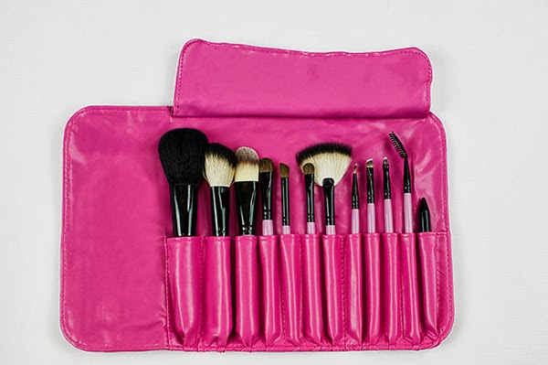 Breast Cancer Awareness Makeup Brush Giveaway!