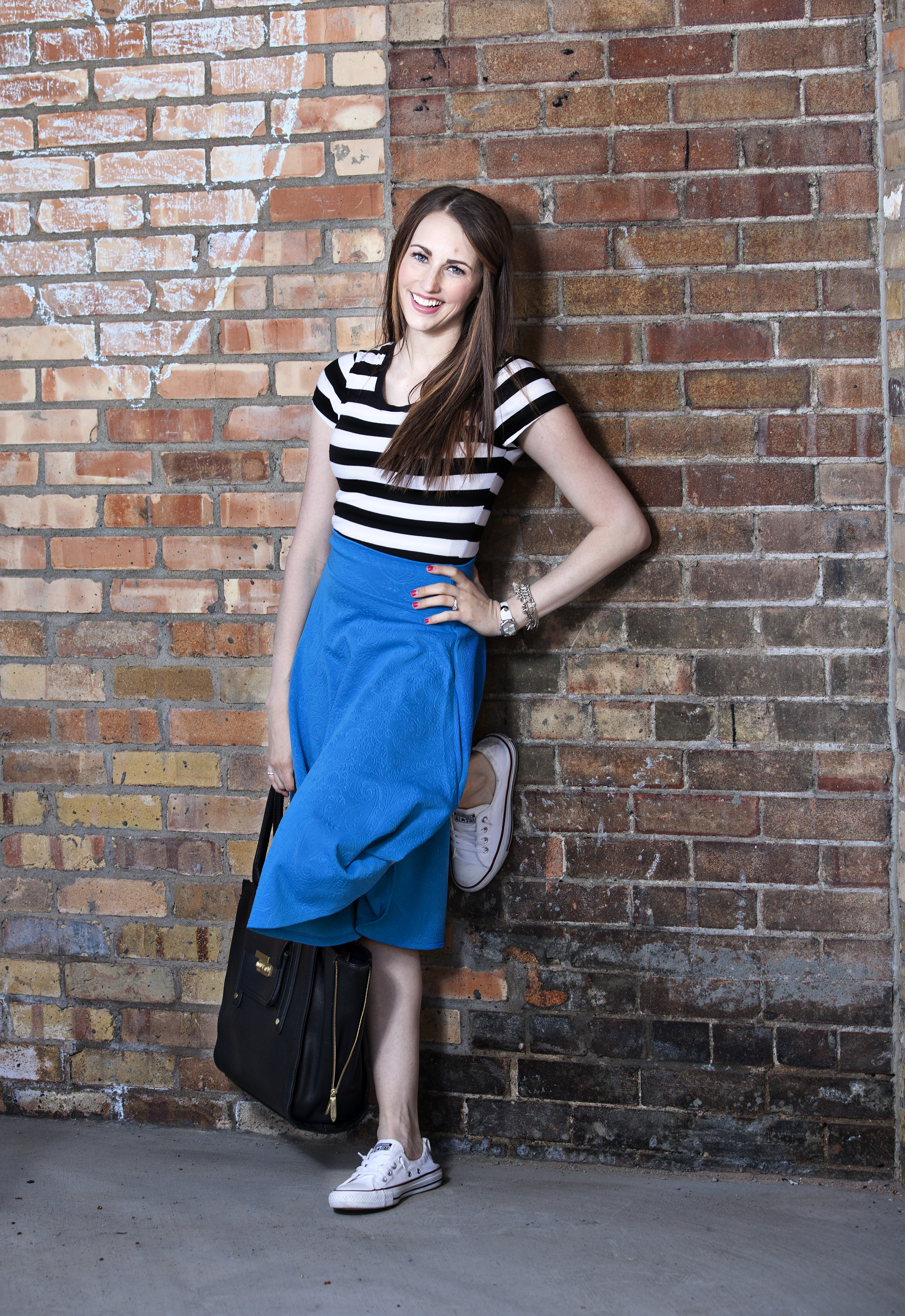 Summer Trends Skirt Contributor Dani This Silly Girl