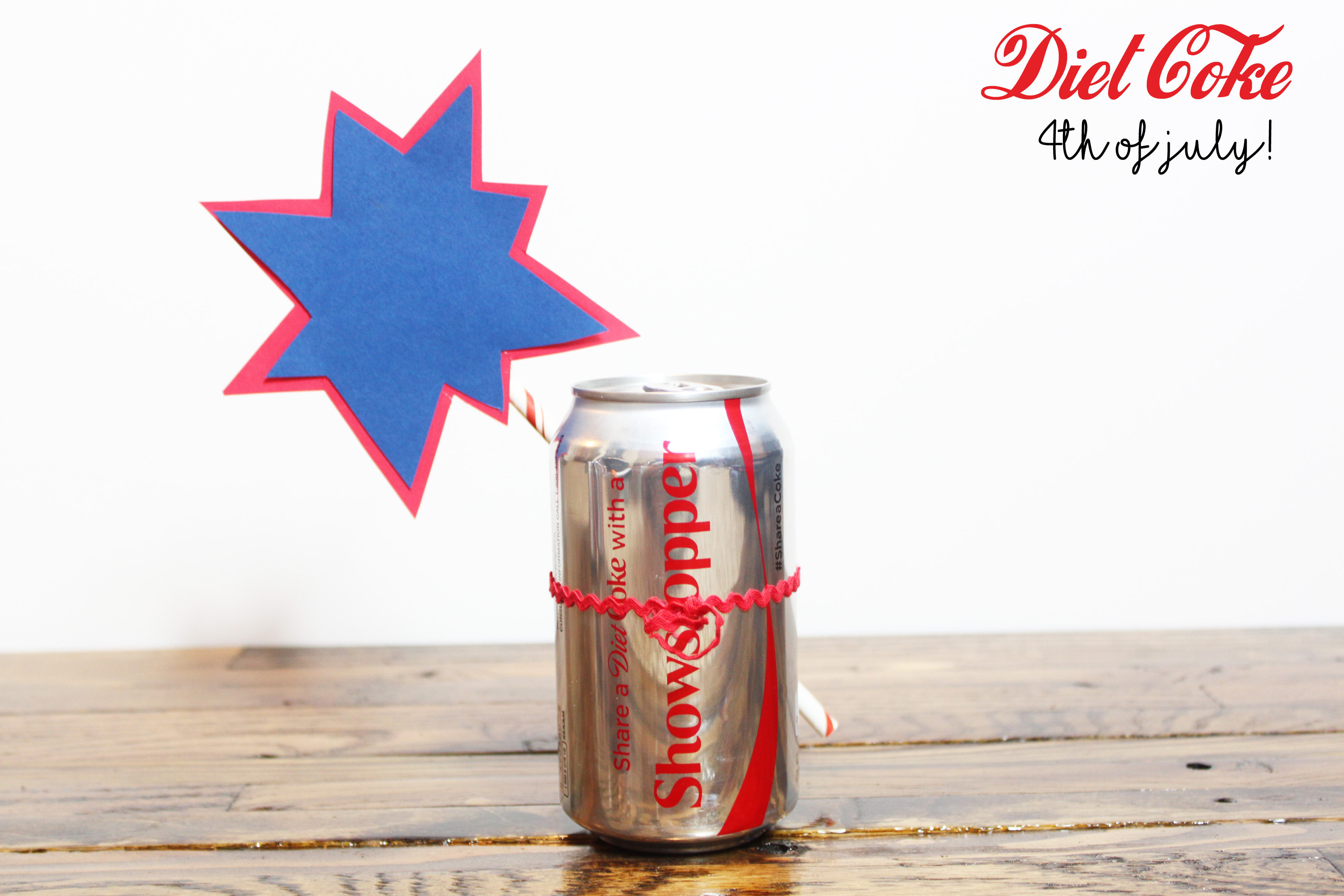 Diet Coke New 4th of July 2