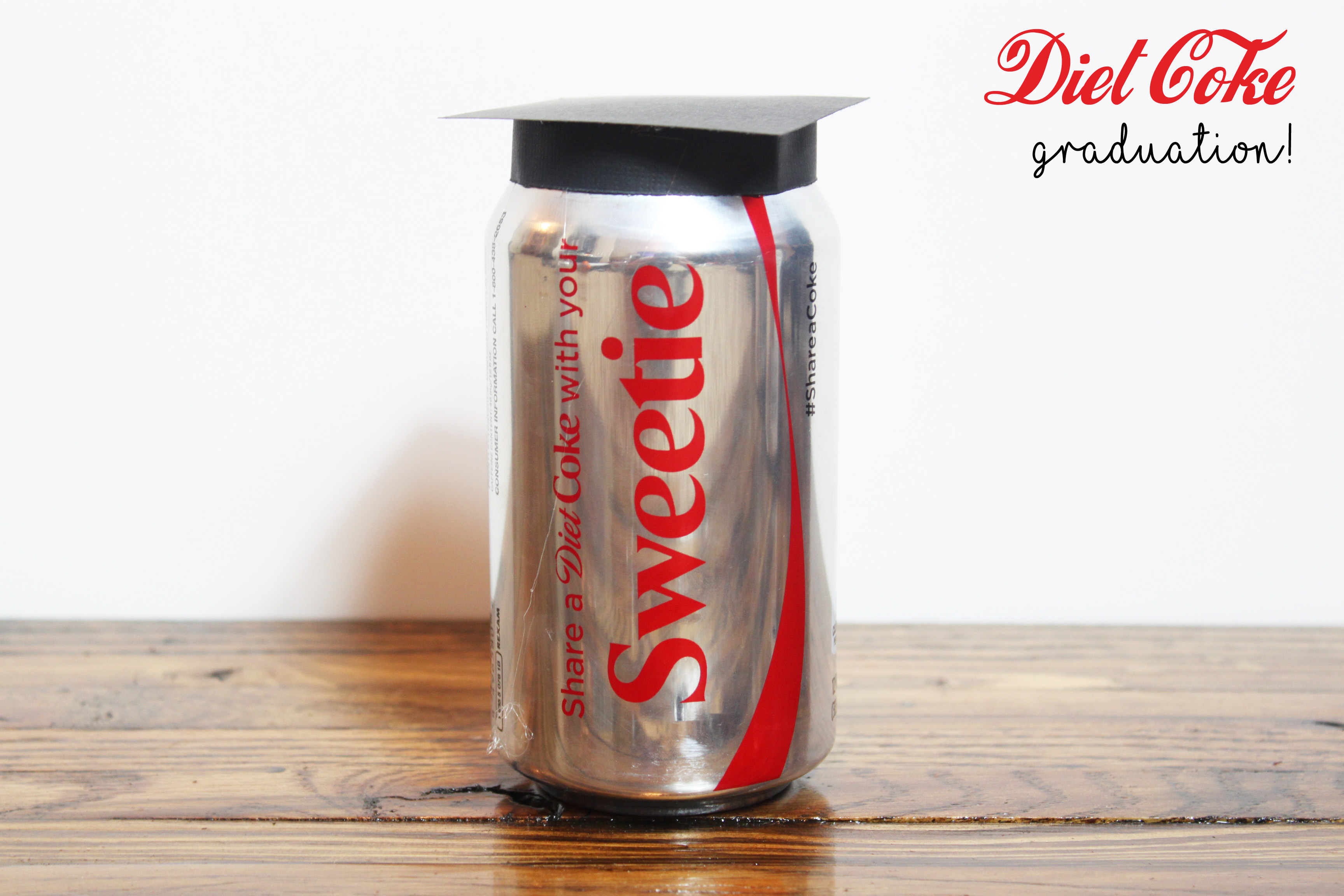Diet Coke New Graduation 2