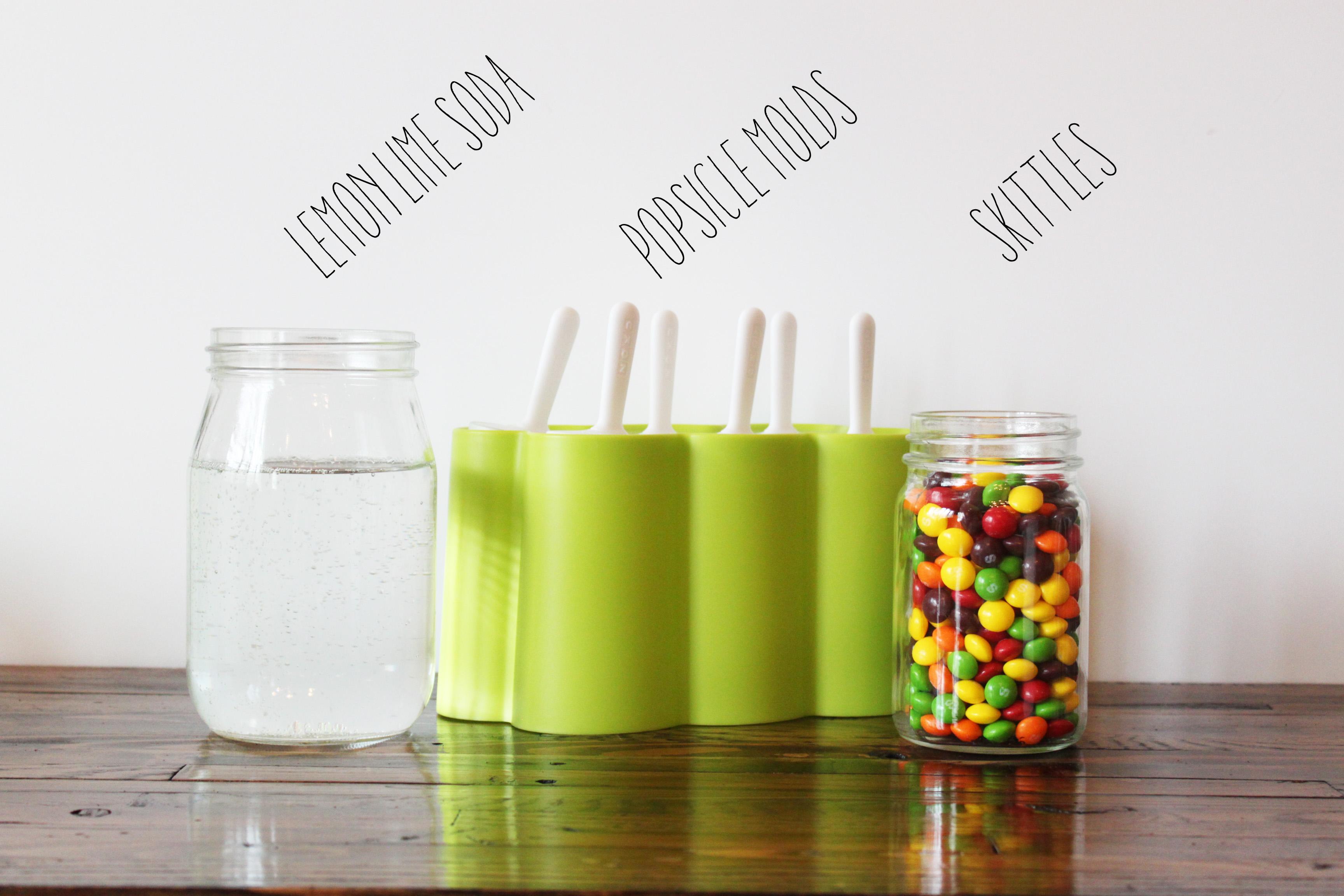 Skittles Popsicles 10