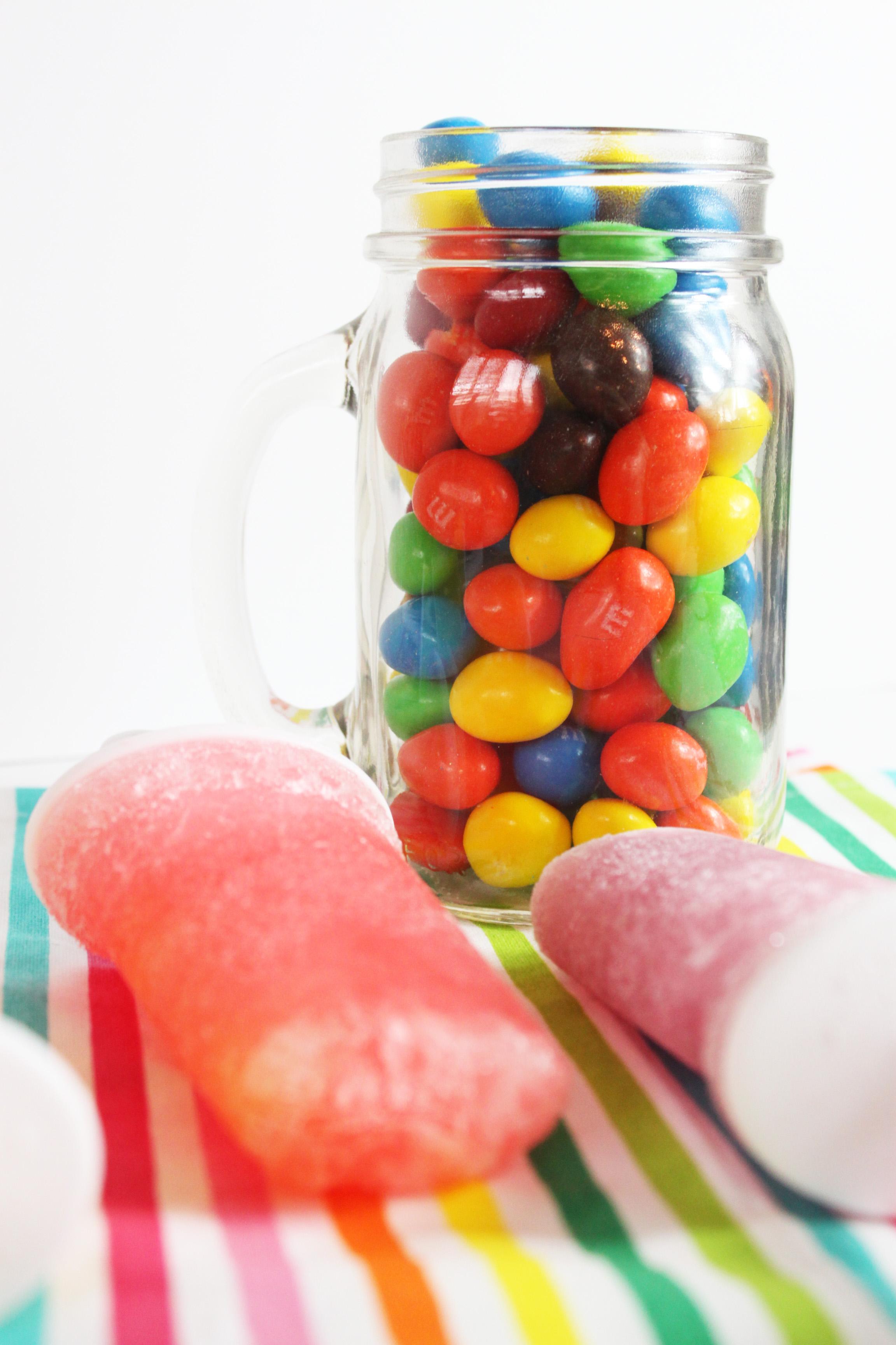 Skittles Popsicles 9