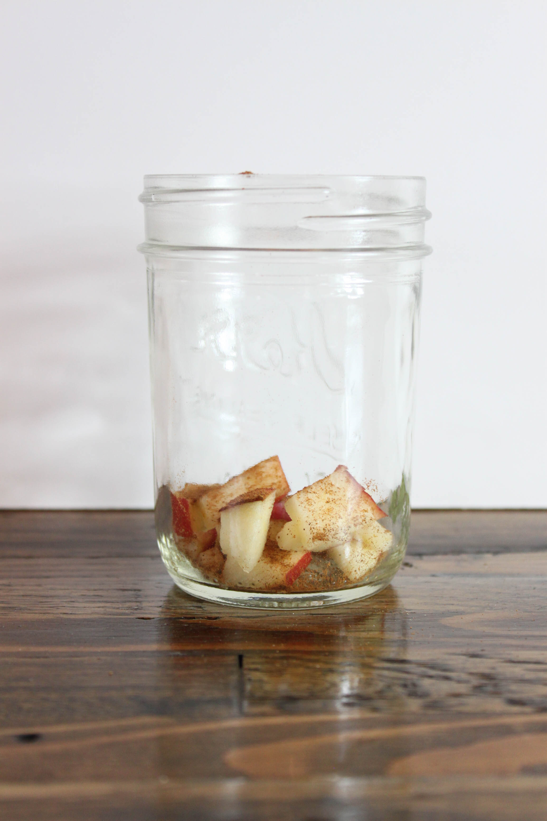 Cinnamon Apple Parfait Recipe