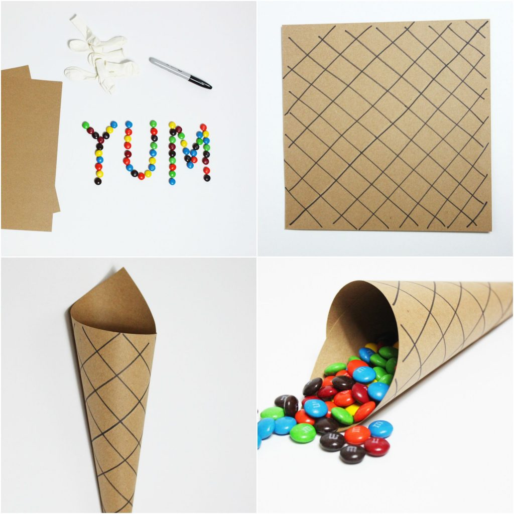 Ice Cream Invitations