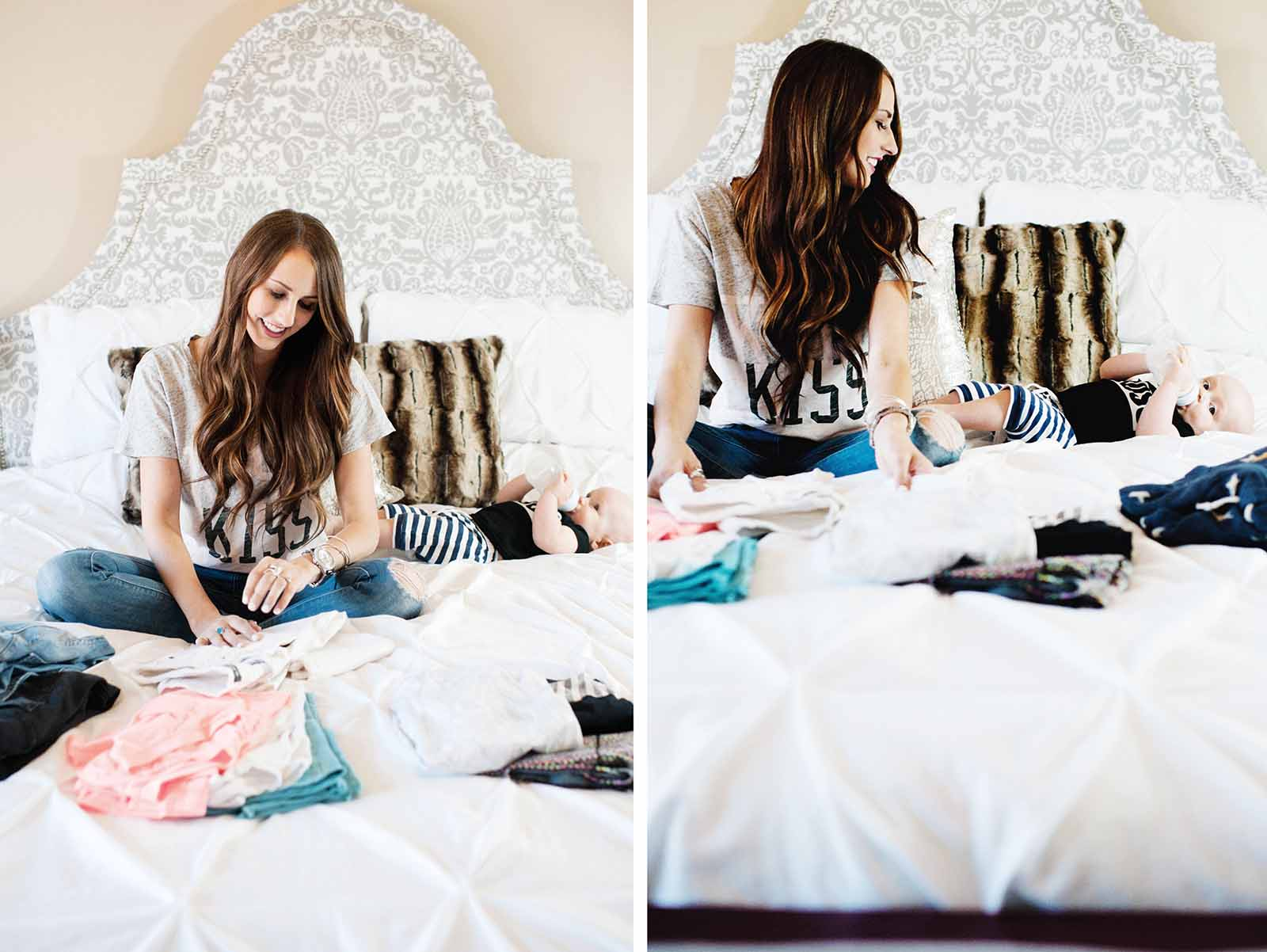KEEPING WHITE JEANS WHITE. - Dani Marie Blog