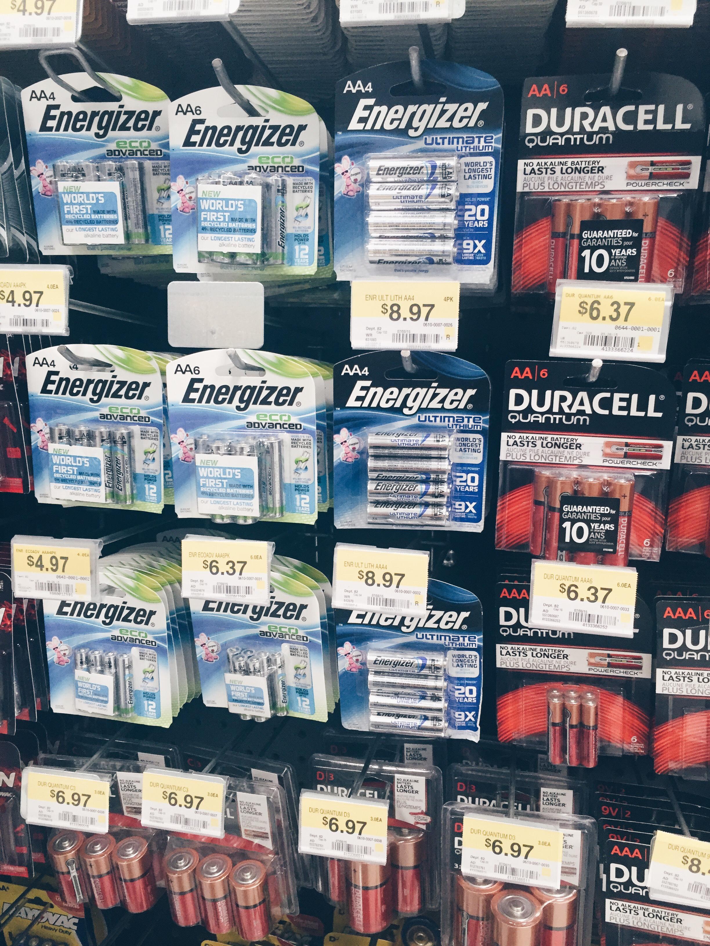 Energizer® EcoAdvanced™