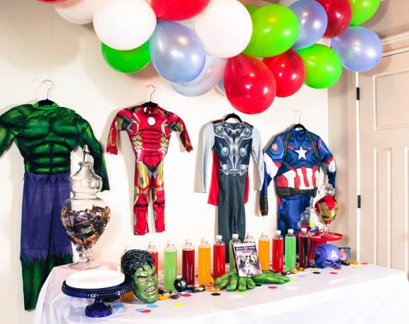SUPER HERO…SUPER YOU! |PARTY POST