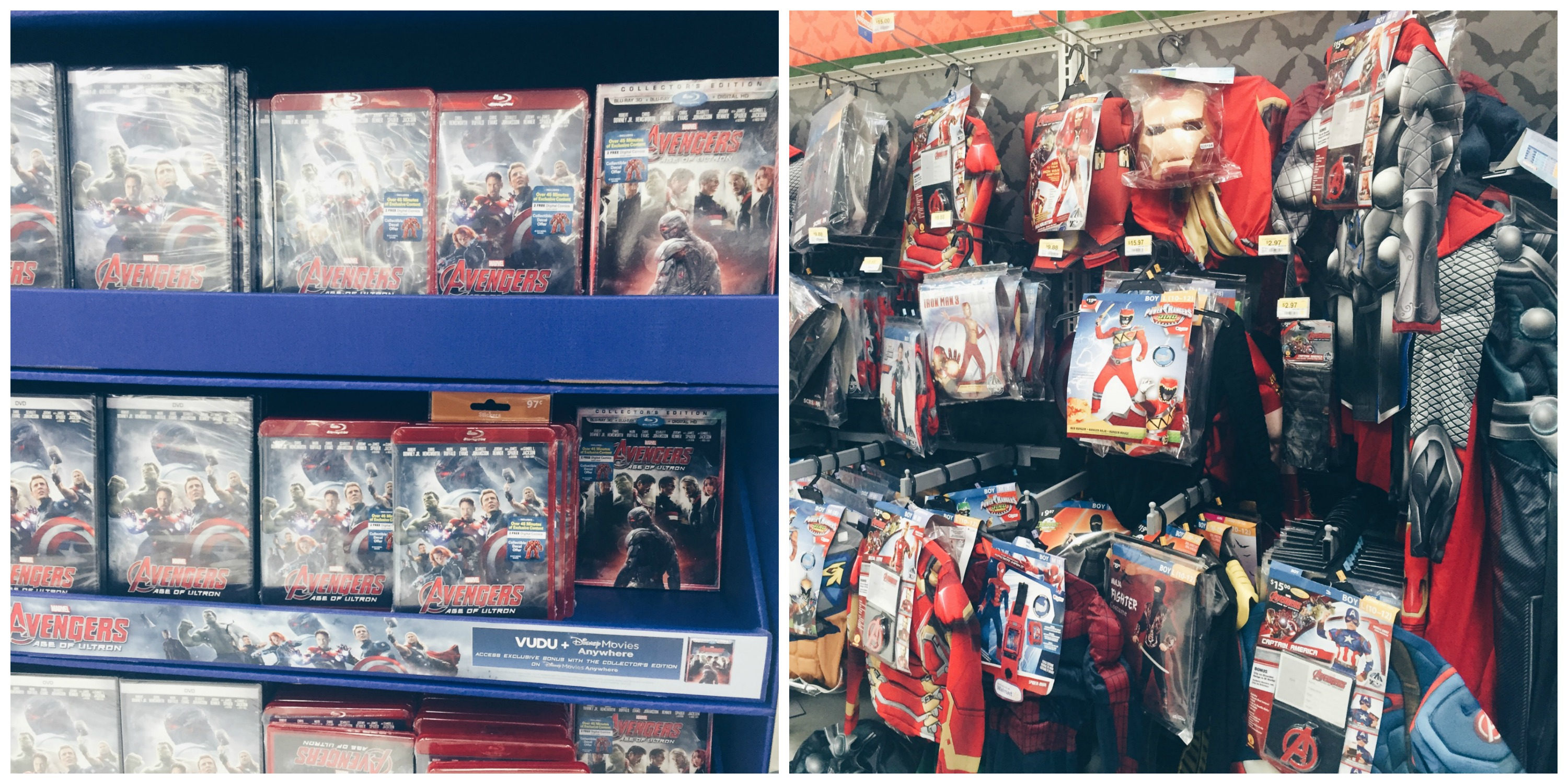 Avengers Products