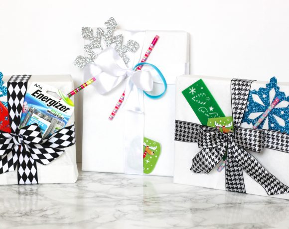 GIFT TOPPERS FOR YOUR LITTLES.