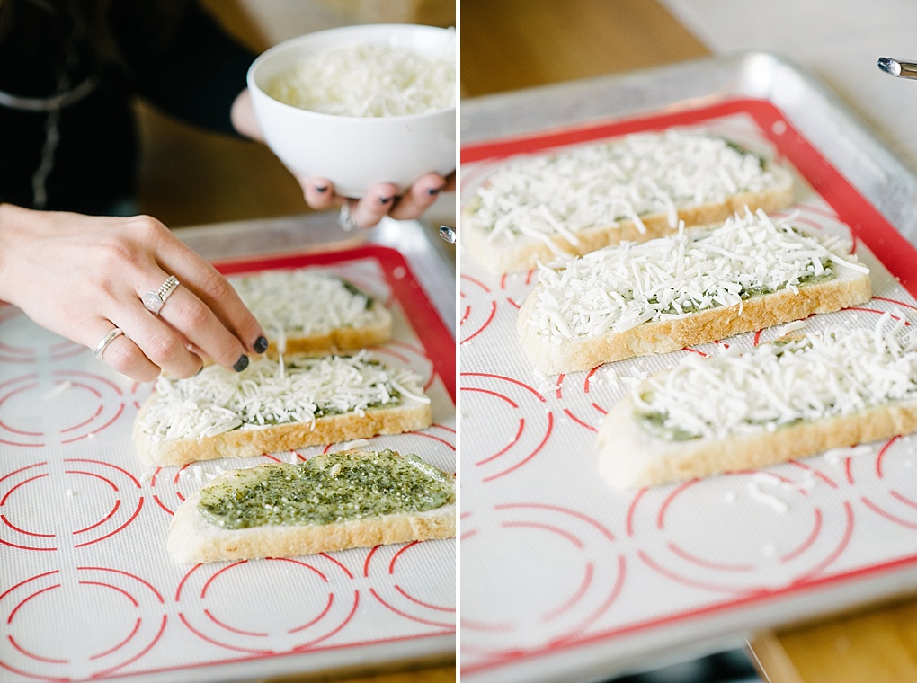 Pesto Turkey Skewers
