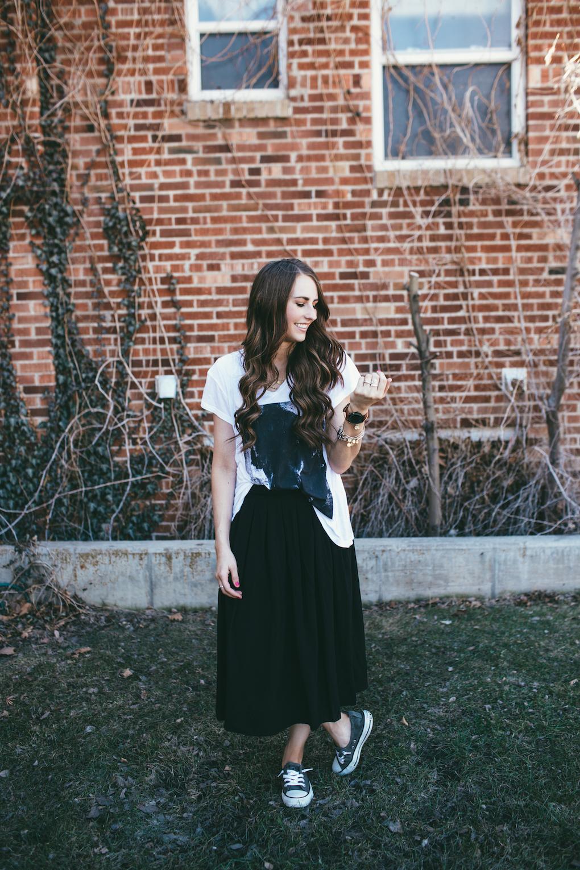 High Skirt
