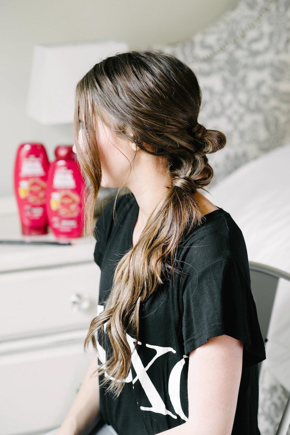 3 Summer Pool Hairstyles by Utah beauty blogger Dani Marie -