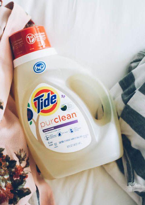 Tide Pur Clean