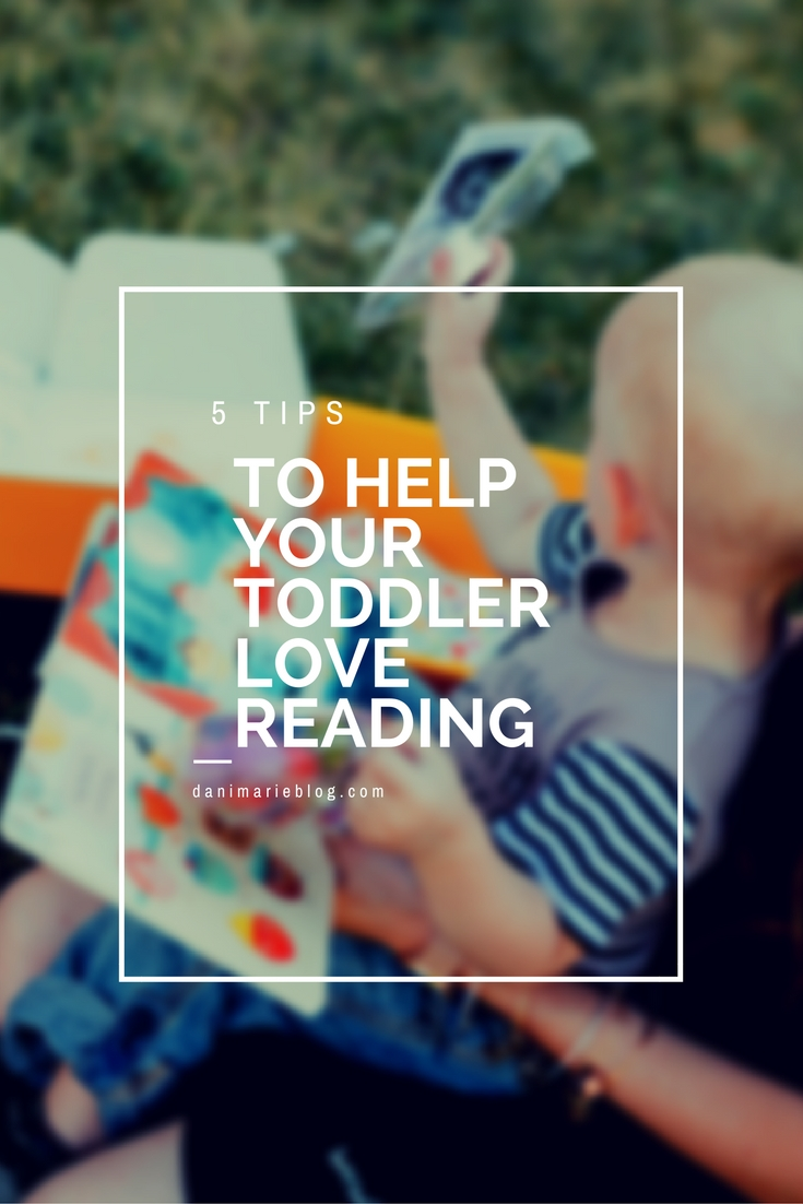 to help your toddler