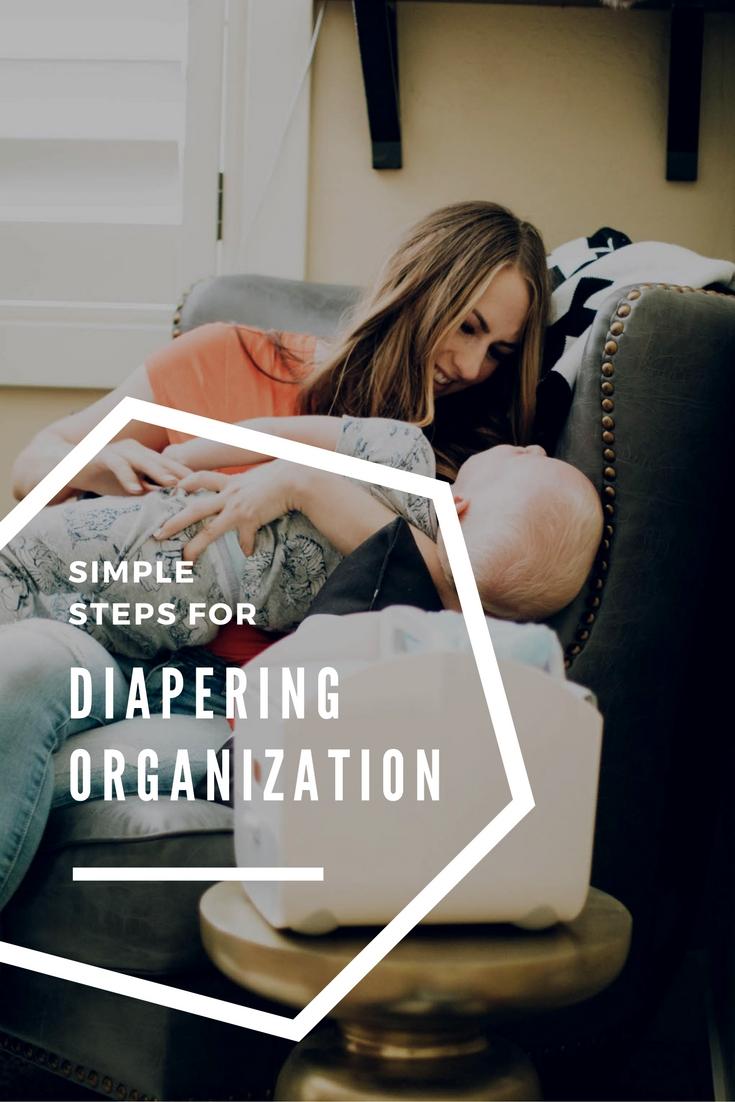 diapering organization
