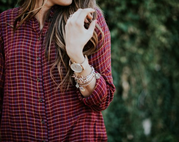 THE FLANNEL TOP OF YOUR DREAMS.