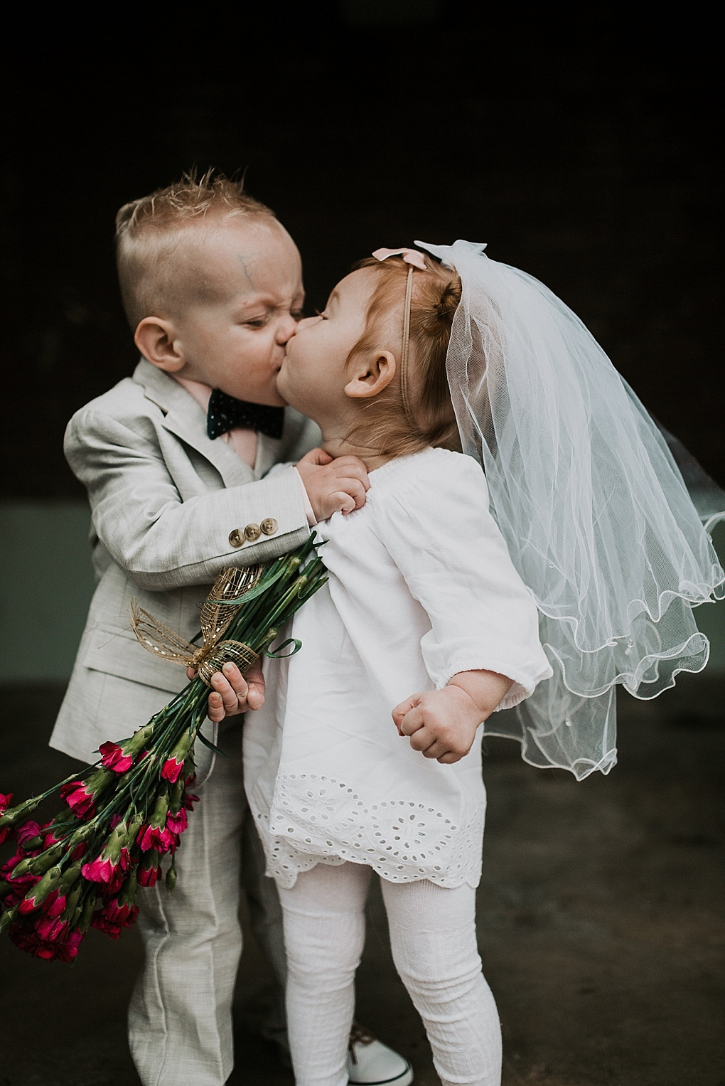 Boy Bride Dress