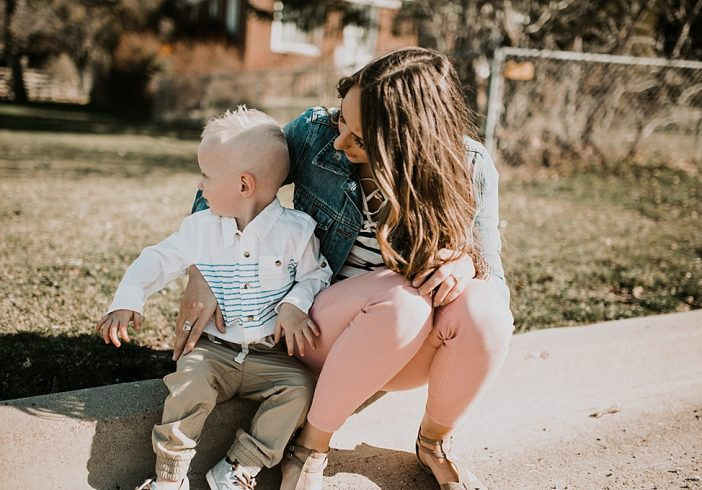 Nautical Spring Wear for Mama + Littles