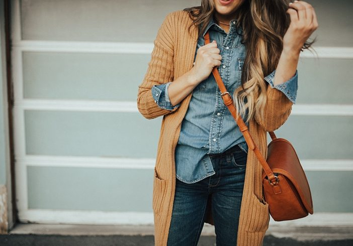 5 Ways To Wear Fall Cardigans