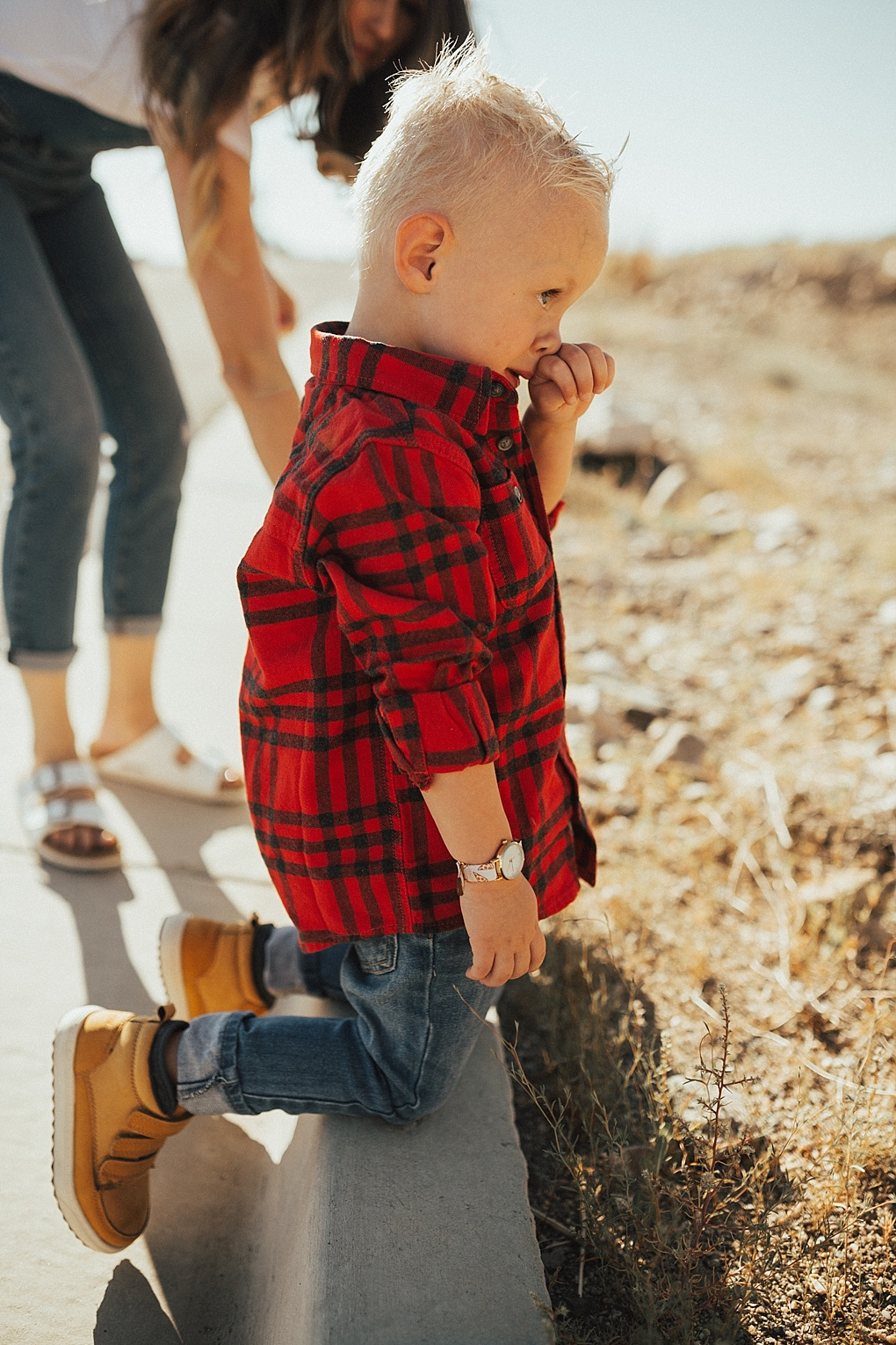 He's Going To Preschool! - King's Favorite Preschool Clothes by Utah fashion blogger Dani Marie Blog