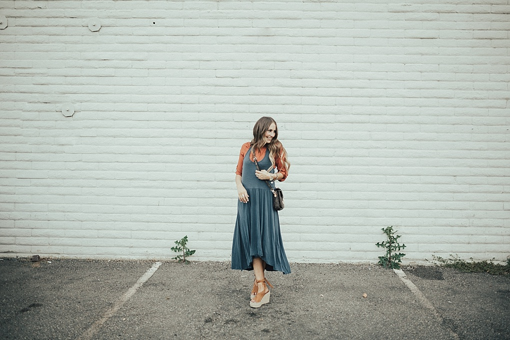 How To || Layering Clothes For Fall by Utah fashion blogger Dani Marie Blog