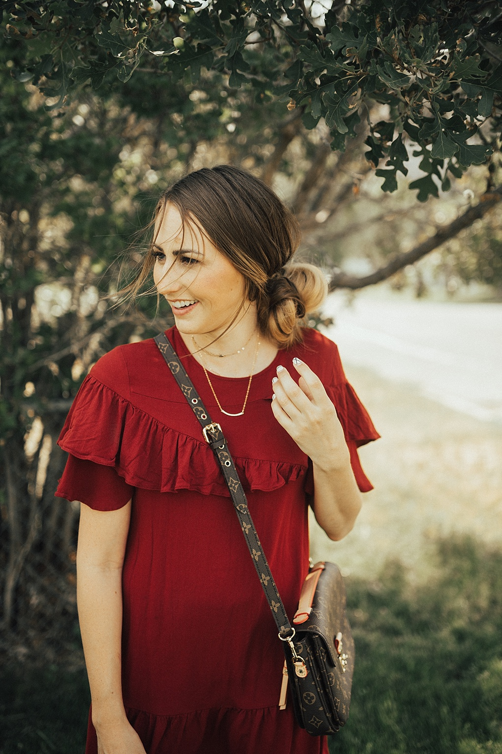 Red Casual Dress: 3 Tips To Dressing Down Dresses by Utah blogger Dani Marie