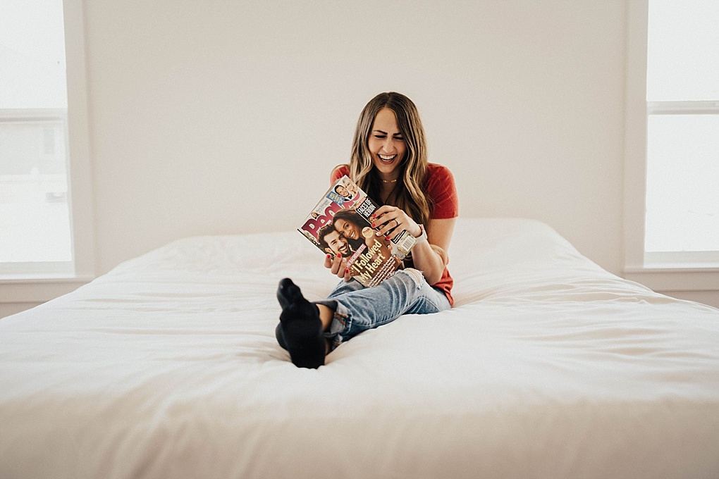 5 Ways To Make Time For Me by popular Utah blogger Dani Marie Blog