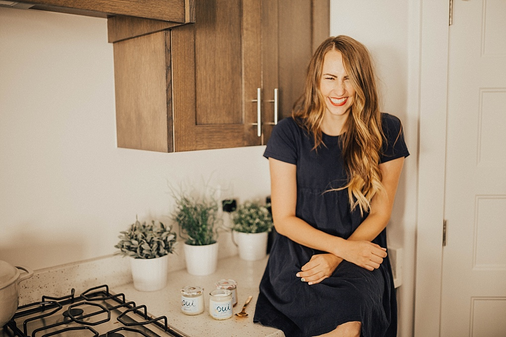 A New Home & A New Routine by popular Utah blogger Dani Marie