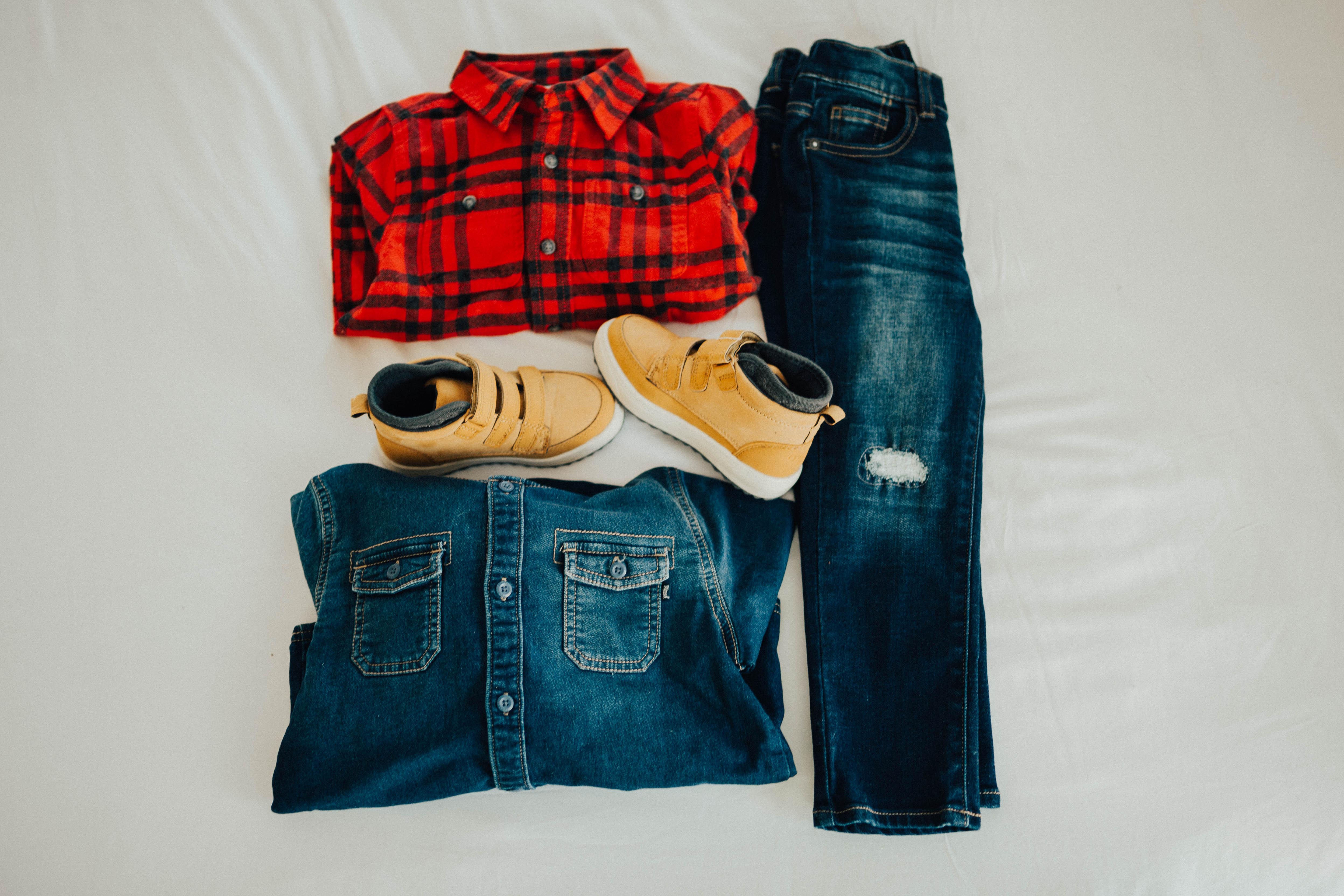 He's Going To Preschool! - King's Favorite Preschool Clothes by Utah fashion blogger Dani Marie Blog