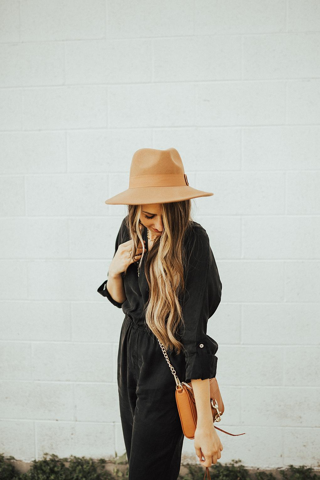 Must Have Fall Jumpsuits by Utah fashion blogger Dani Marie