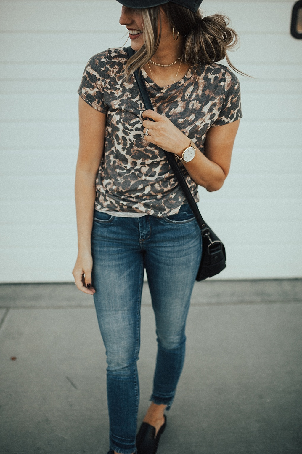 The Momiform (Casual Mom Outfit) I'll Be Living In This Fall by Utah fashion blogger Dani Marie