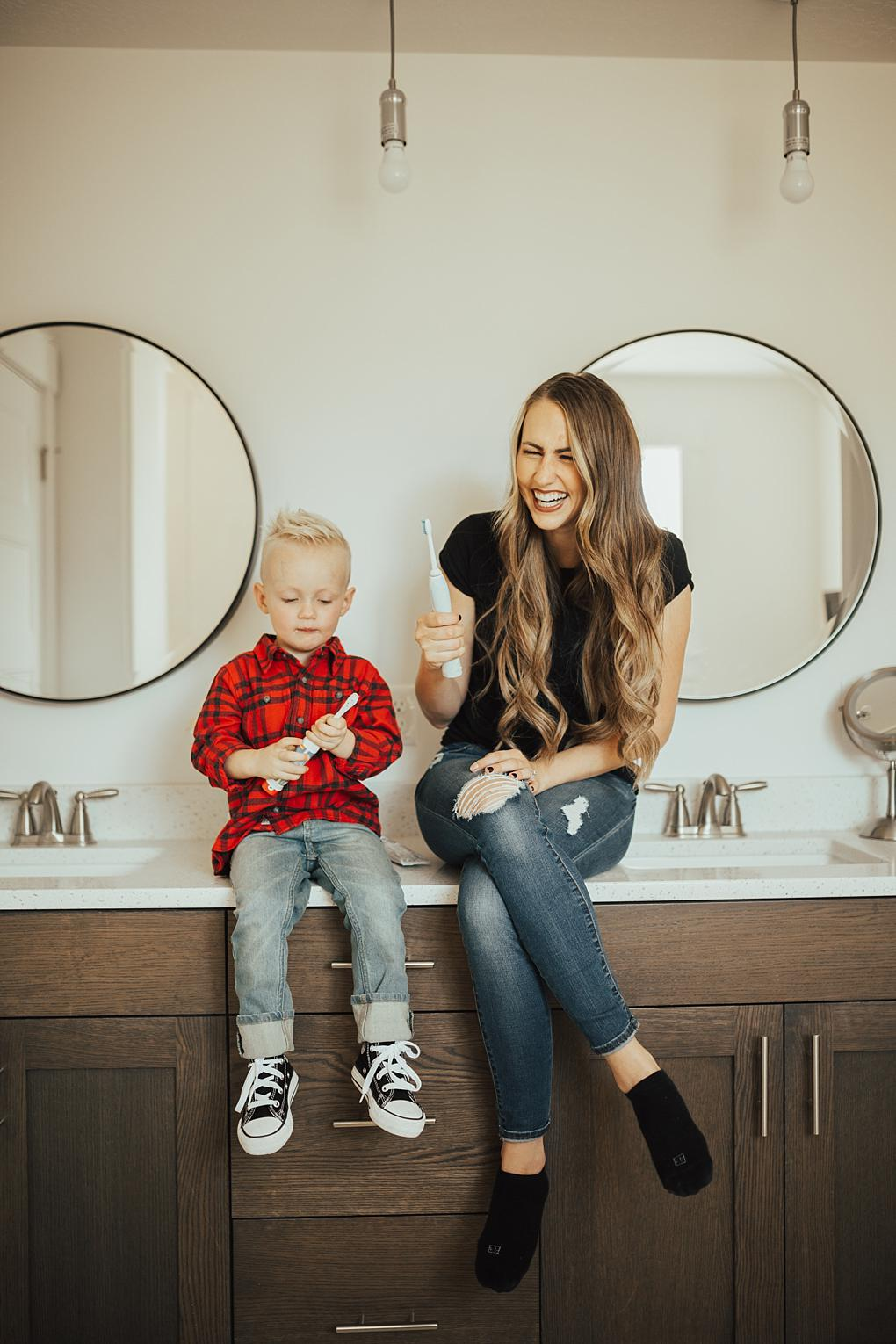 Quality Time Together No Matter Where You Are by Utah mom blogger Dani Marie