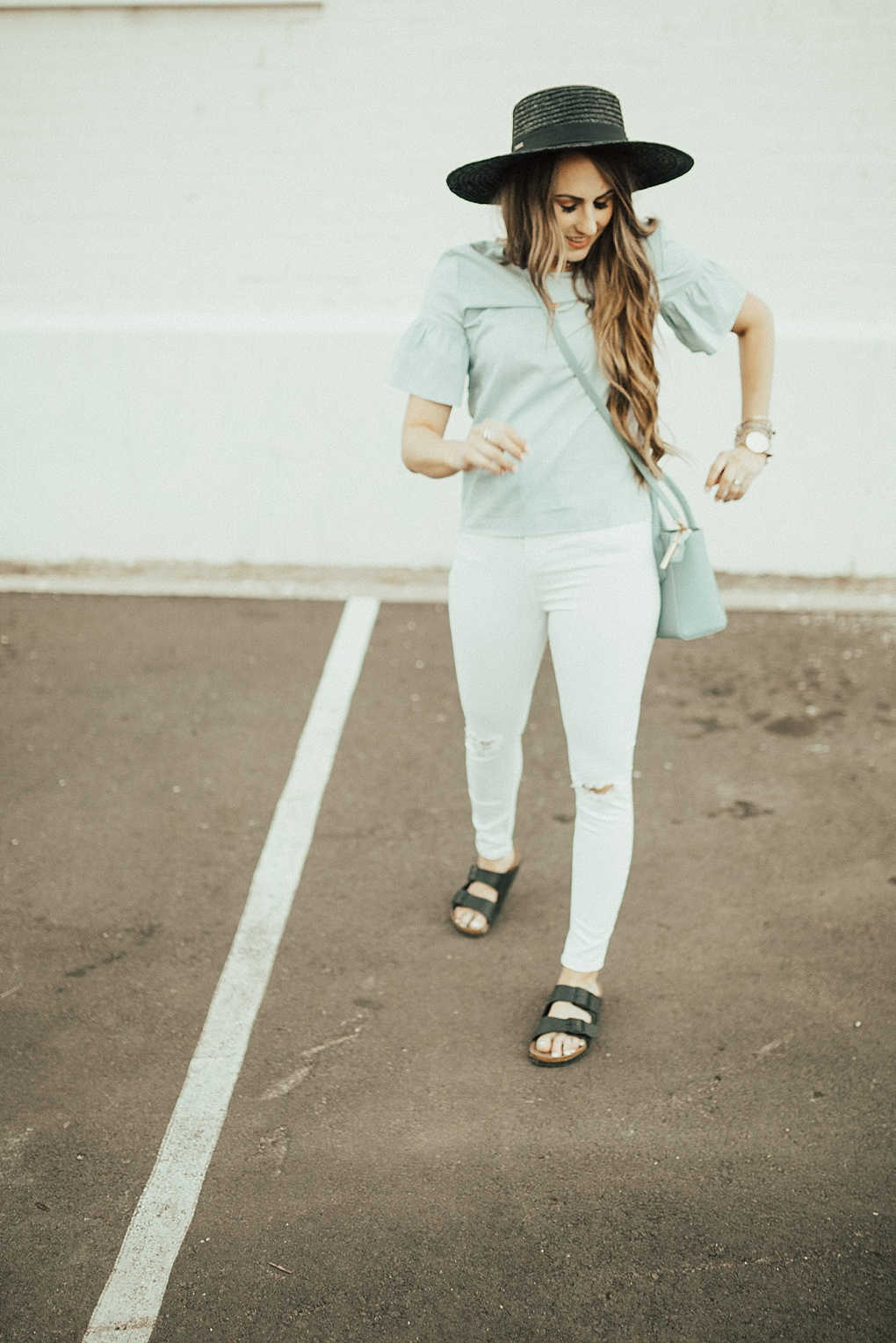 The Best Fall Jeans & Different Ways to Wear Denim by Utah fashion blogger Dani Marie