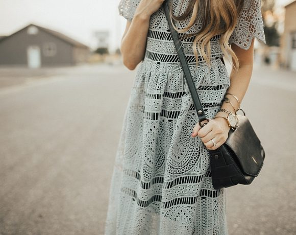 Tips to Find the Perfect Grey Lace Dress + My Favorites Under $100