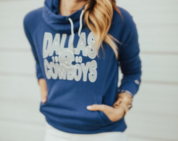 Dallas Cowboys Sweater: Staying Cozy for Football Season