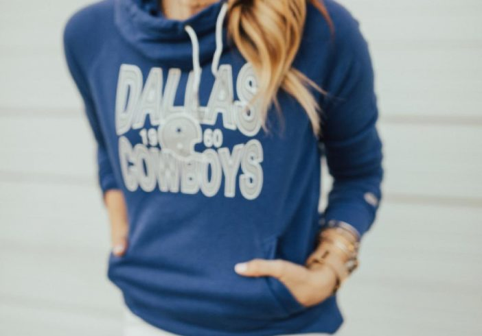 Dallas Cowboys Sweater: Staying Cozy for Football Season