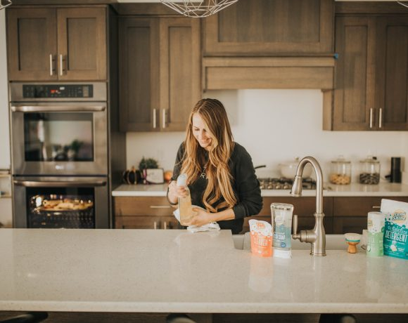 A Little Peek Into Our Kitchen & My Cleaning Routine Tips
