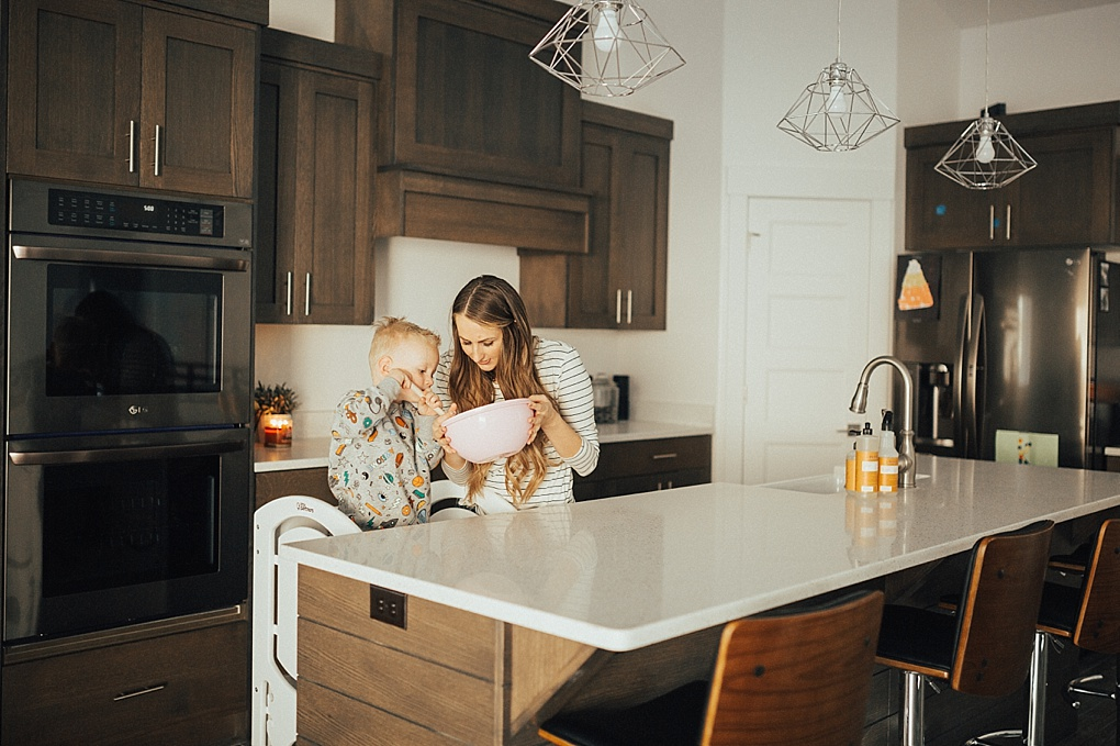 Our Modern Kitchen Ideas + Getting Your Home Ready for Thanksgiving by Utah lifestyle blogger Dani Marie