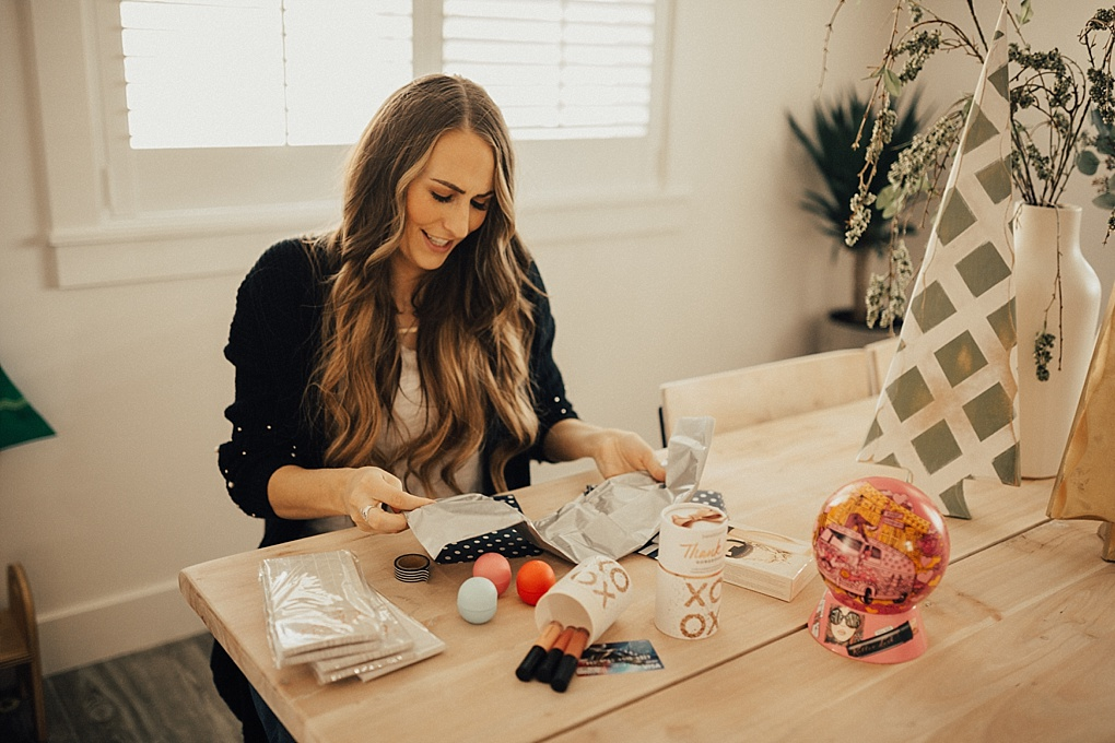 Small Gift Ideas for Your Girlfriends by Utah lifestyle blogger Dani Marie