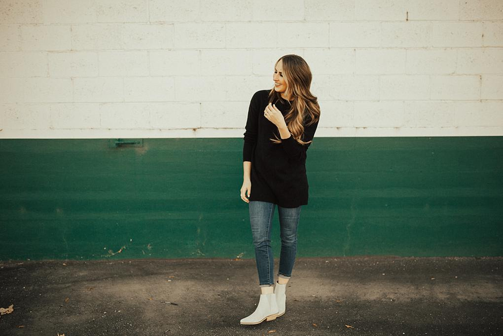 5 Trendy Sweaters That Aren't Too Festive by Utah style blogger Dani Marie