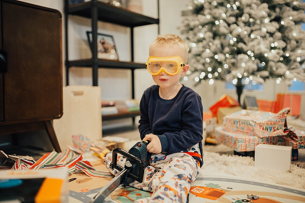 Our Family Christmas by Utah style blogger Dani Marie