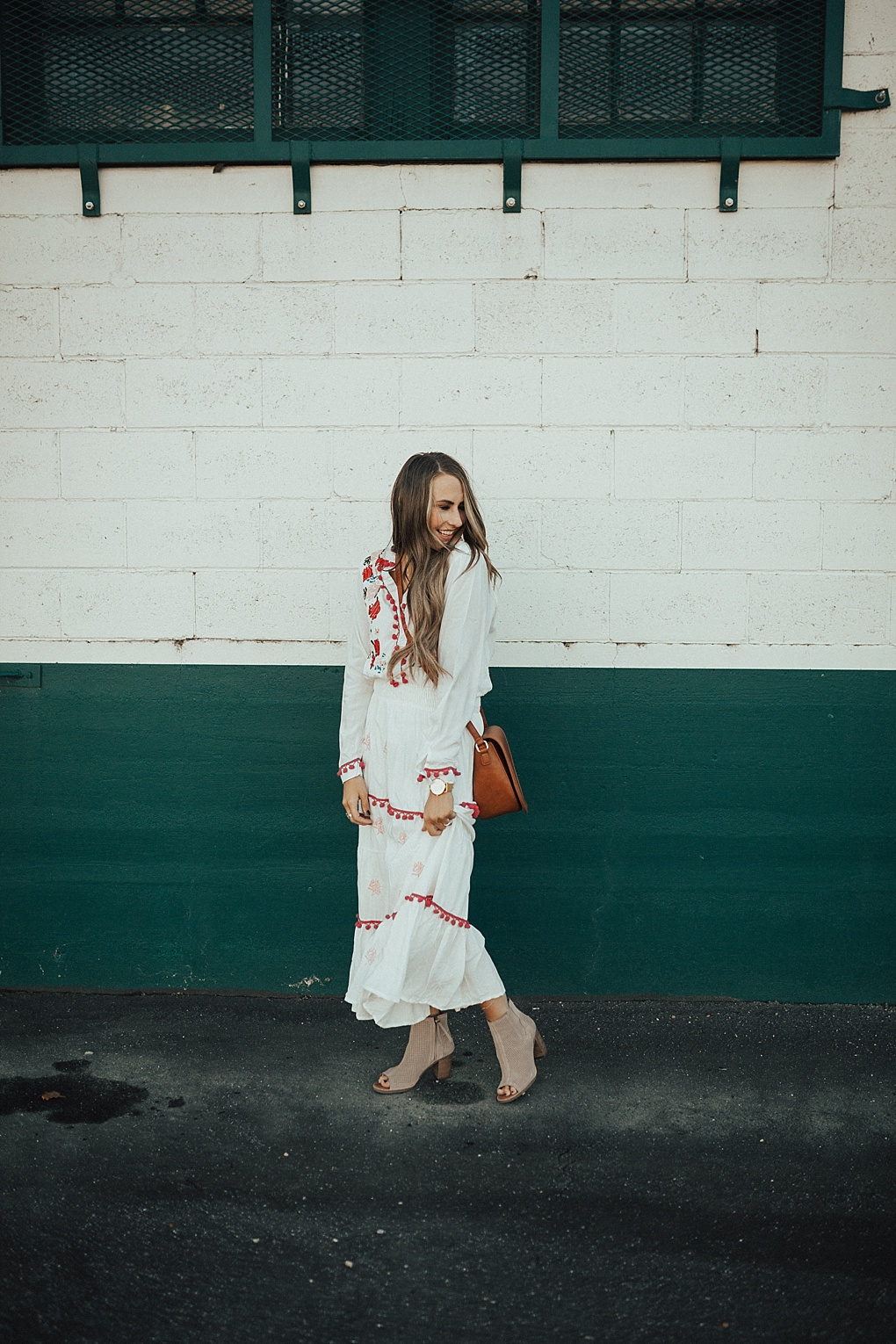 5 Bohemian Maxi Dresses for Spring by popular Utah style blogger Dani Marie