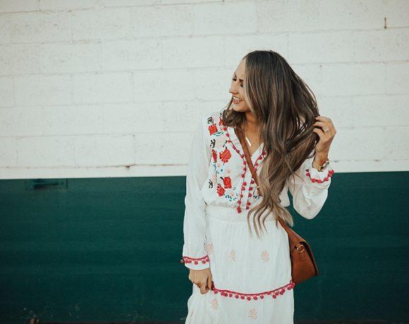 5 Bohemian Maxi Dresses for Spring