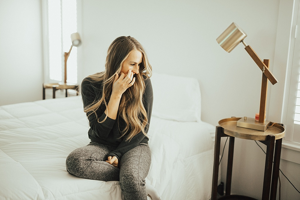 Tips to Sleeping Better at Night with Tomorrow Sleep by popular Utah lifestyle blogger Dani Marie