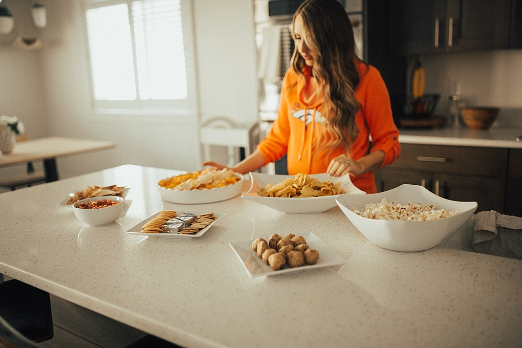 Tips & Tricks for Great Super Bowl Entertaining by popular Utah lifestyle blogger Dani Marie