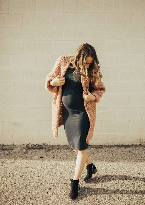 Style this ASAP! See how Utah Style Blogger Dani Marie is styling bodycon dresses in multiple ways!